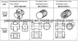 セリウムの証明書が付いている5つの軸線のWelding&の打抜き機