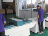 Clou de fer de micro-ordinateur détectant la machine de test/détecteur de pointeau/détecteur de métaux et la machine d'inspection de tissu (GW-058A)