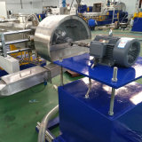 Cer SGS BV TUV Co-Umdrehung Plastikdoppelschrauben-granulierender Extruder