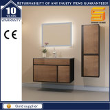 '' schwarzer Mischmelamin-Fußboden des Glanz-6 - eingehangene Badezimmer-Möbel