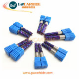 Flöte-Hartmetall-Enden-Tausendstel des Ausschnitt-Hilfsmittel-3