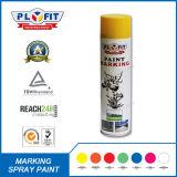 Pintura de aerosol resistente de la marca de la cancha de básquet de la abrasión