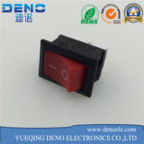 Kcd01 interrupteur à bascule Kcd1 Mulitcolor avec LED