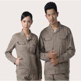 OEM de Recentste Antistatische Overtrekken van Manufaturers Workwear van de Kleding van de Ontwerpen van het Werk Eenvormige In het groot voor Bouw Wokers