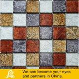 mosaico cuadrado de la mezcla de 8m m para la serie de la mezcla de los bloques de la pared (mezcla G01/G02 del bloque)