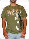 Hoja olográfica de aluminio de la lámina para gofrar de la hoja caliente del traspaso térmico en el paño de la camisa