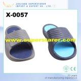 Os deslizadores abertos simples dos homens de EVA do dedo do pé, formam deslizadores Holey