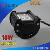 Lavoro automatico del LED 18W che determina gli indicatori luminosi dell'automobile per il CREE fuori strada Epistar del Philip del camion