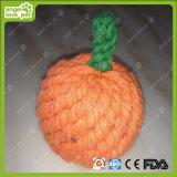 Baumwolseil spielt Frucht-Form-Handarbeit-Haustier-Produkt