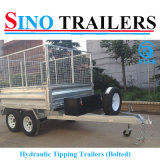 Remorque normale de cadre de ferme de camion de l'Australie