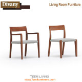 Design antigo de estilo clássico Cow Horn Dining Room Chair