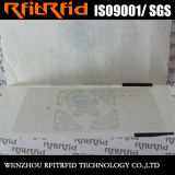 Etiquetas adesivas passivas Printable de escala longa RFID para a bagagem