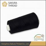 Oeko-Tex Sakura 40/2 Naaiende Draad van de Polyester van 100% voor Lagen
