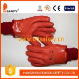 PVC померанца Ddsafety 2017 ровный/перчатка Sandy законченный с акриловым вкладышем горжетки