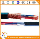 Vntc PVC/Nylon/PVC, управление, незаслоненный - 600 v, тип Tc-Er AWG AWG/16 кабеля 18 UL