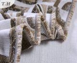Tela 2016 do jacquard de Uphostery para o sofá sem Chenille