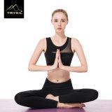Vêtements de sport sexy faits sur commande de modèle de la plus défunte femmes usure de yoga de 2017