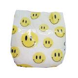 O PE da película do PE da face do sorriso grava o tecido fino do bebê