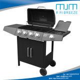 A cozinha ao ar livre da alta qualidade &Garden a grade 5burners do gás do BBQ