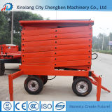 Good Supplier Hydraulic Man Lift Made in Clouded