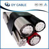 Norme du CEI DIN BS CSA du câble ASTM d'ABC de fil de conducteur empaquetée par aluminium