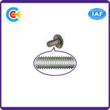 Cruz do aço de carbono 4.8/8.8/10.9galvanized a cabeça com um parafuso do girassol