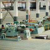 Coupure hydraulique à la ligne machine de longueur pour la bande en acier