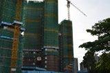 De Kraan van de Toren van de Machines van de Bouwconstructie