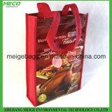 O costume imprimiu o saco da promoção, feito do Polypropylene não tecido