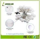 свет рождества света шнура USB СИД 5m/16FT водоустойчивый напольный теплый белый Fairy звёздный с 2.5W