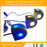 Indicatore luminoso di vetro della mensola di DC12V LED per il contatore della barra della decorazione