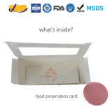 Fibra Desiccant Factory Anti-Mold Food Preservation Card for Salami