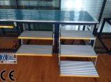 3-Step Falz-Strichleiter der Strichleiter-3-Steps und Falz-Jobstepps