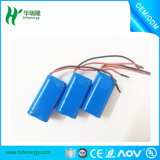 3.2V 3.2 볼트 650mAh 재충전용 리튬 Li 이온 원통 모양 LiFePO4 14500 건전지