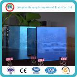 Windows와 벽을%s 급료 진한 파란색 사려깊은 유리 5mm
