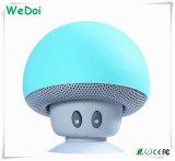 Altofalante portátil de Bluetooth do cogumelo encantador mini com garantia de 1 ano (WY-SP16)