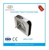 304 roestvrij staal 1.2mm Slimme Turnstile van de Driepoot van het Toegangsbeheer RFID