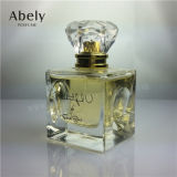 bouteille de parfum en verre de premier type classique féerique de l'amour 50ml