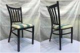 Foshan-quadratische Rückseite ahmte hölzernen Stuhl nach