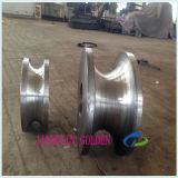 위조된 Q345b St52 16mn 강철 바퀴 제품