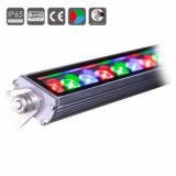 36W RGB&Single Wand-Unterlegscheibe-Licht der Farben-im Freien LED