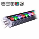 36W RGB&Single 색깔 옥외 LED 벽 세탁기 빛