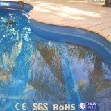 Le meilleur plancher résistant UV de vente en bois solide de la sûreté WPC pour le jardin