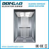 스테인리스를 가진 아파트를 위한 안정되어 있는 & 표준 전송자 엘리베이터