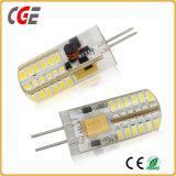 mini lumière d'ampoule du maïs G4 DEL de 12V 110-240V 1W 2W 3W 5W