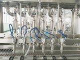 Machine de remplissage automatique de piston pour le shampooing