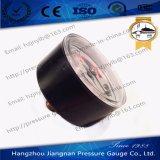 Calibrador de presión general miniatura con la caja negra