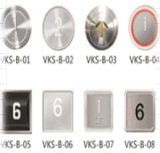 Volkslift 고도 훈장을%s 가진 Gearless 전송자 엘리베이터 상승