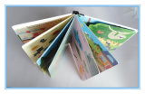 Libro divertido de la tarjeta de los niños con las solapas