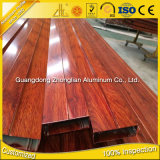 مصنع إمداد تموين نوعية حبّة خشبيّة ألومنيوم بثق قطاع جانبيّ لأنّ زخرفة